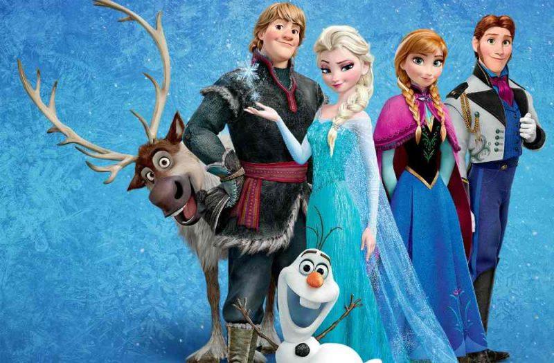Galleria foto - Frozen – Il regno di ghiaccio: il primo capitolo stasera su Rai 2 Foto 1