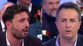 Uomini e Donne, oggi il trono over: furiosa lite tra Riccardo e Armando