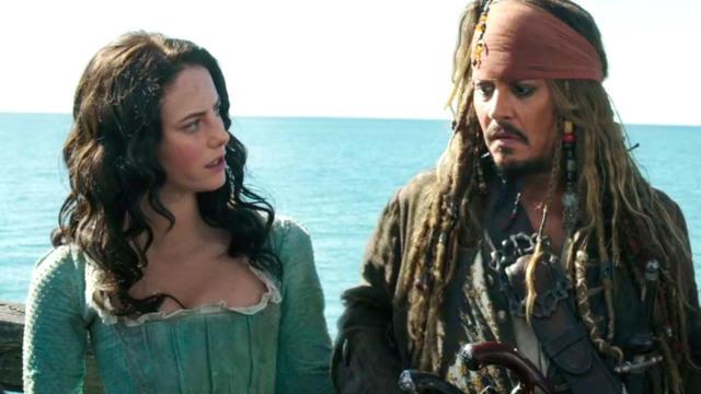 Pirati dei Caraibi: La maledizione della prima luna stasera su Italia 1