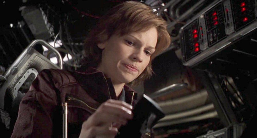 The Core: il film sci-fi con Aaron Eckhart e Hilary Swank su Rai Movie