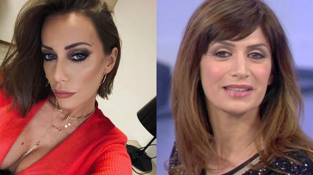 """Risultato immagini per scontro tra Karina Cascella e Barbara De Santi"""""""