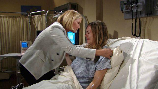 Beautiful Anticipazioni del 10 dicembre 2019: Brooke e Ridge scoprono che Beth è morta