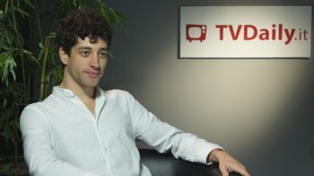 Pezzi Unici, i Ciak di TvDaily: intervista a Moisè Curia, alias Elia