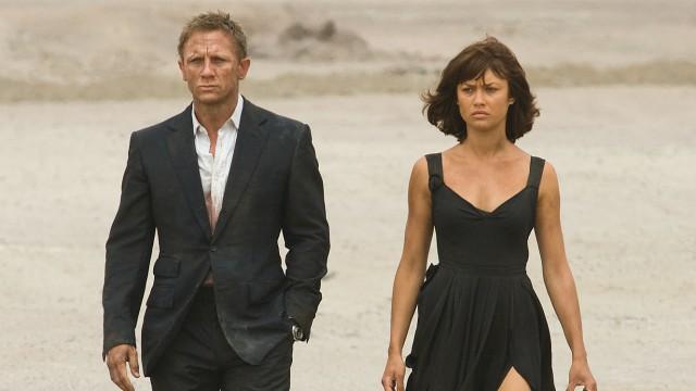 Quantum of Solace: il film stasera su TV8