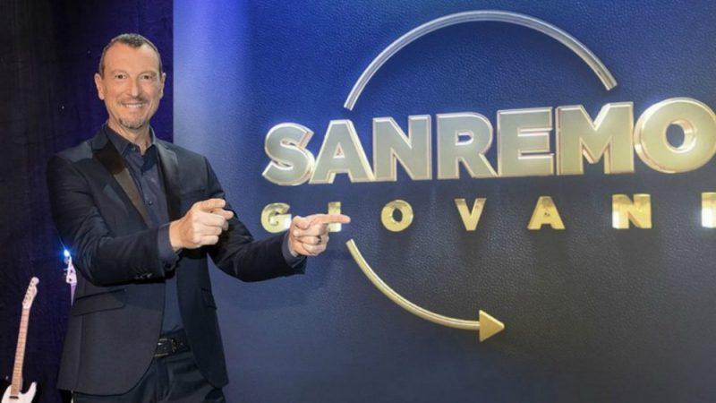 Galleria foto - Sanremo Giovani Anticipazioni: Stasera la Finale, in onda su Rai 1 Foto 1