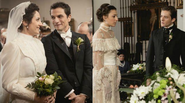 Una Vita Anticipazioni Spagnole: si celebrano due matrimoni, ma uno avrà un epilogo drammatico