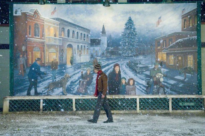 Galleria foto - Christmas Cottage: il film sul pittore Thomas Kinkade stasera su La5 Foto 1