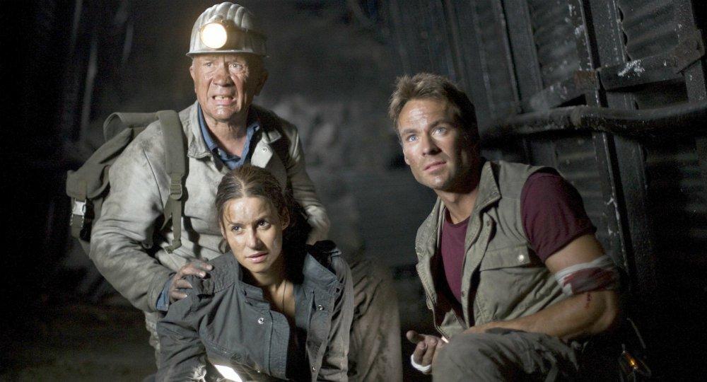 Dal profondo della terra: il film d'azione tedesco stasera su Cielo