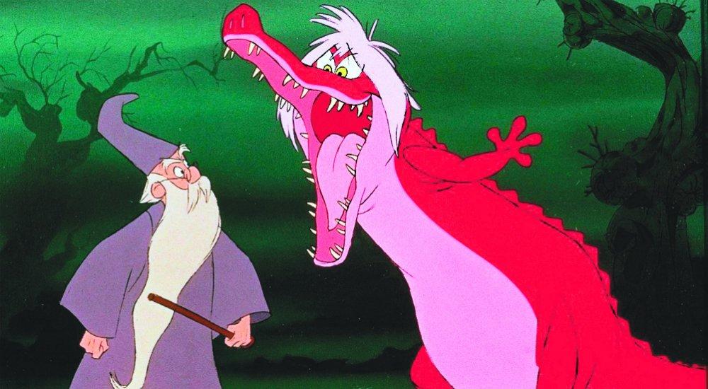 La spada nella roccia: il cult animato stasera su Paramount Channel