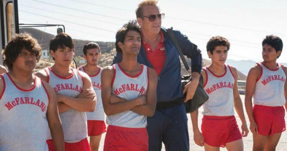 McFarland USA: il film sportivo con Kevin Costner stasera su Rai Movie