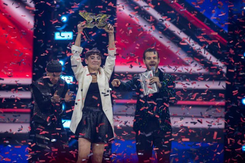 Galleria foto - X Factor 2019: Trionfa la 17enne Sofia Tornambene Foto 1
