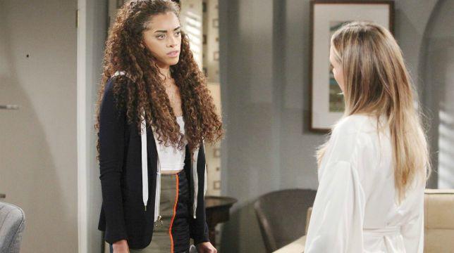 Beautiful Anticipazioni del 30 gennaio 2020: Zoe sospetta che Reese le stia nascondendo qualcosa