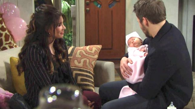 Beautiful Anticipazioni del 26 gennaio 2020: Liam sarà il padre di Phoebe