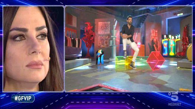 Gf Vip 4, prima puntata: Eliminato Fabio Testi, Serena Enardu vuole raggiungere Pago nella Casa