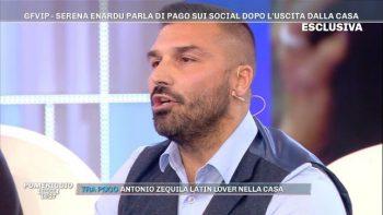 """Grande Fratello Vip, Giovanni Conversano su Serena Enardu: """"Ha perso il giochino della popolarità e della visibilità"""""""
