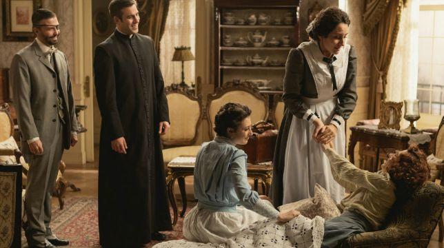 Una Vita Anticipazioni del 14 gennaio 2020: Telmo rivela a tutti che Celia e Felipe…