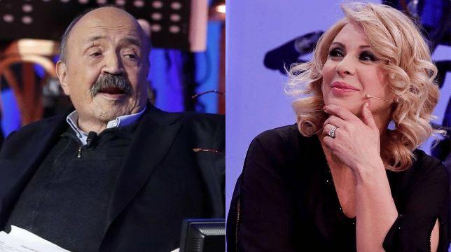 """Uomini e Donne, Maurizio Costanzo su Tina Cipollari: """"Fa il suo gioco e si diverte"""""""