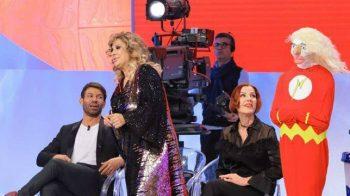 Uomini e Donne, Trono Over in onda oggi: la proposta hot di Gemma a Tina Cipollari