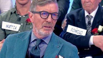 """Uomini e Donne Trono Over, il cavaliere Marcello su Gemma Galgani: """"Non si è sentita di conoscermi meglio"""""""