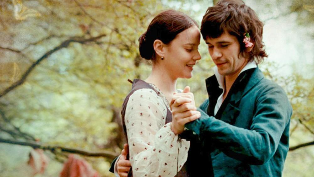 Bright Star: il film romantico con Ben Whishaw stasera su TV 2000