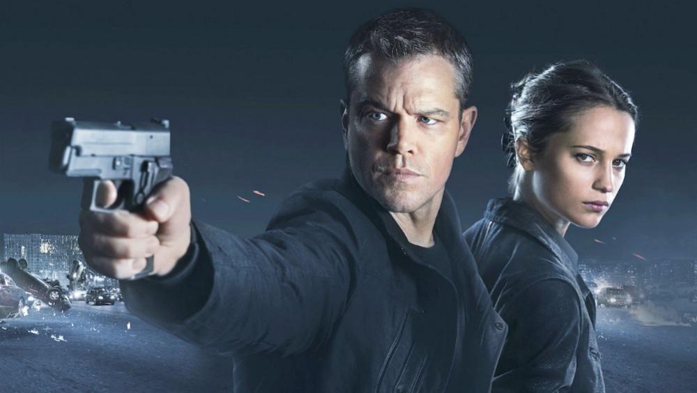 Jason Bourne: il film action con Matt Damon stasera su Italia 1