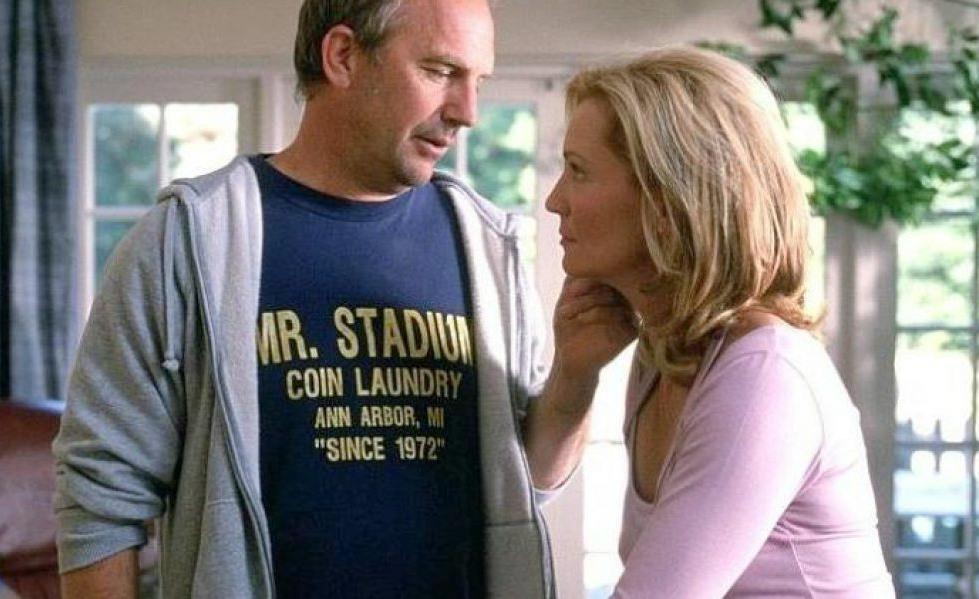 Litigi d'amore: il film con Kevin Costner e Joan Allen stasera su Rai Movie