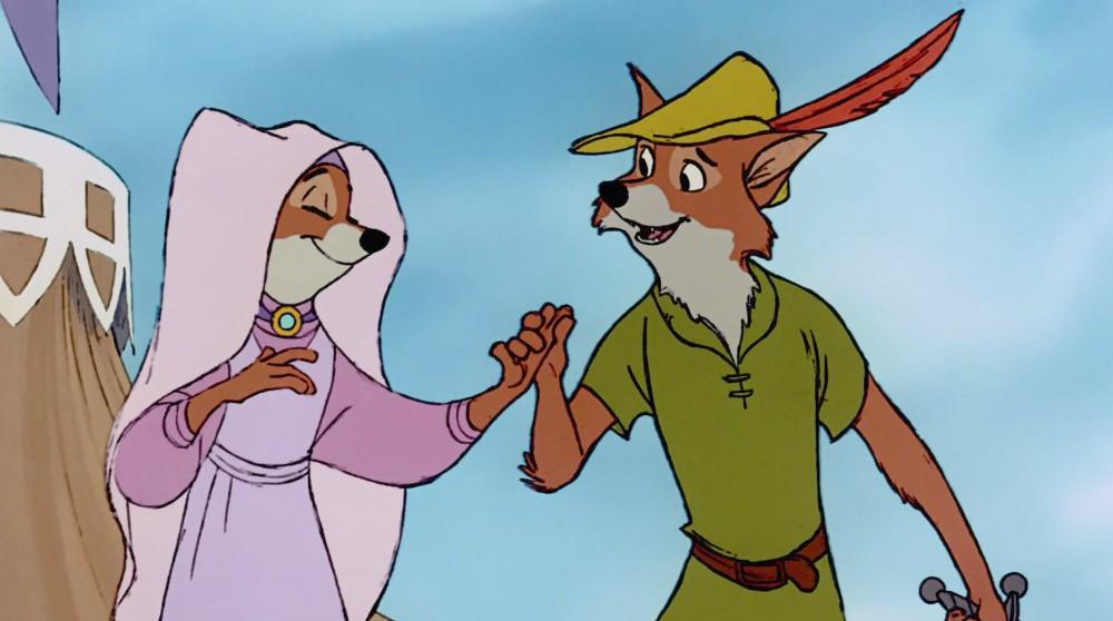 Robin Hood della Walt Disney: il cartoon stasera su Paramount Channel