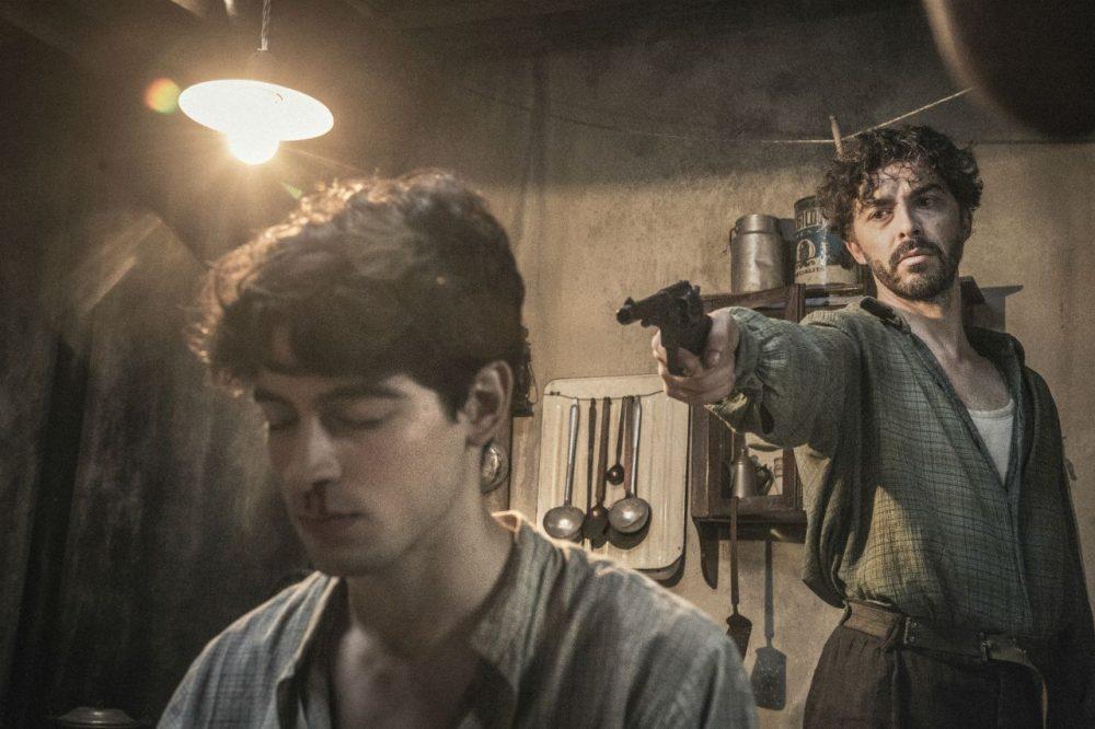La Guerra è Finita: l'Ultima Puntata della Fiction con Michele Riondino, stasera su Rai 1