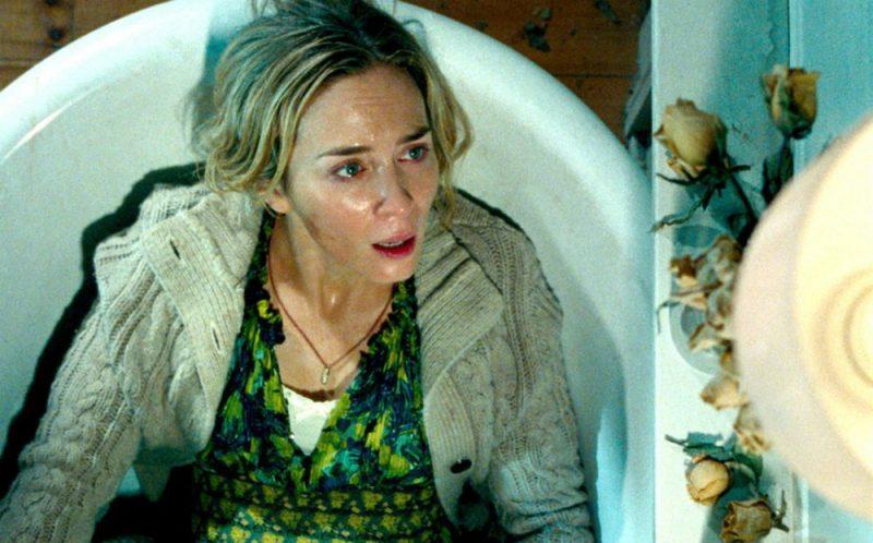 Galleria foto - A Quiet Place: il film con Emily Blunt in prima tv stasera su Italia 1 Foto 1