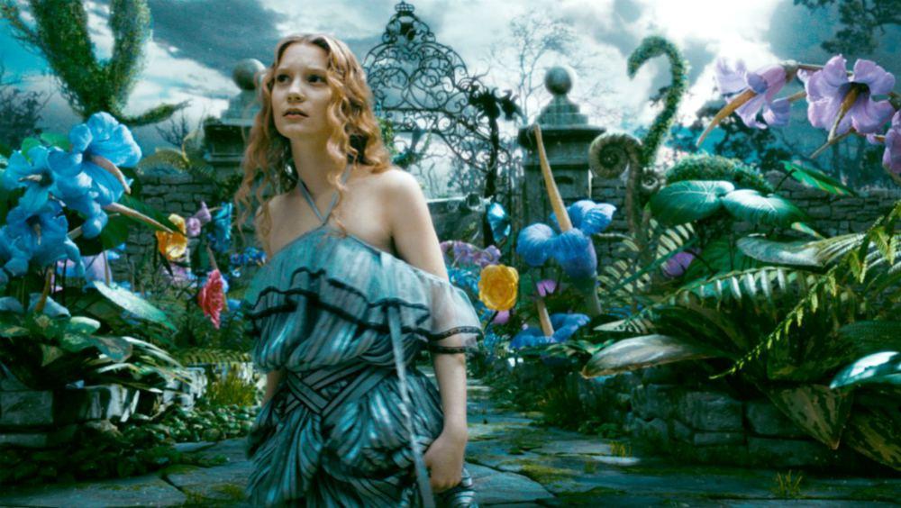 Alice in Wonderland: il film di Tim Burton stasera su Italia 1