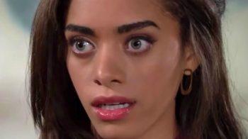 Beautiful Anticipazioni 5 febbraio 2020: Zoe scopre i documenti dell'adozione, nella ragazza s'insinua il dubbio