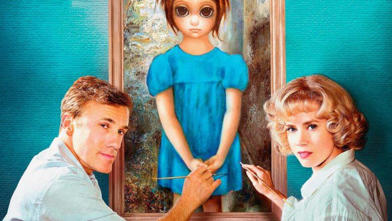 Galleria foto - Big Eyes di Tim Burton con Amy Adams: il film stasera su Rai 5 Foto 1