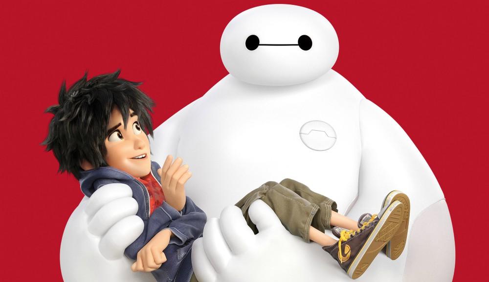 Big Hero 6: il film animato Disney stasera su Rai 2