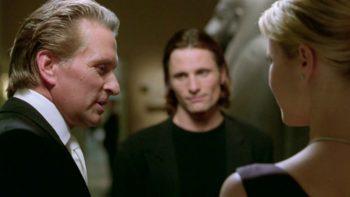 Delitto perfetto con Michael Douglas e Gwyneth Paltrow stasera su Iris