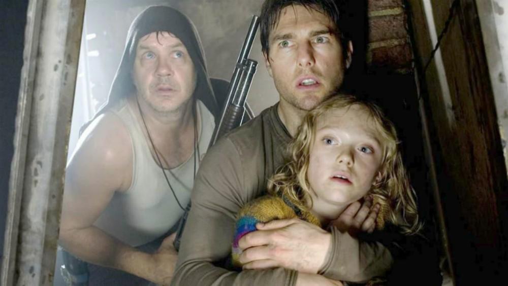 La guerra dei mondi: il film con Tom Cruise stasera su Nove