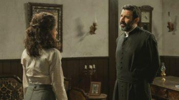 Il Segreto Anticipazioni 25 febbraio 2020: Esther non è figlia di Berengario? Il sospetto di Don Anselmo