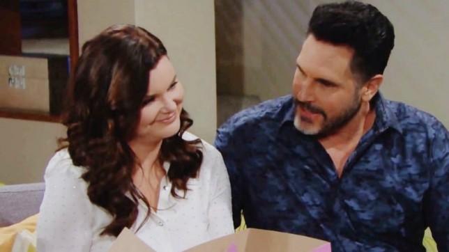"""Beautiful Anticipazioni del 31 marzo 2020: Katie e Bill indagano sul loro """"cupido misterioso"""""""