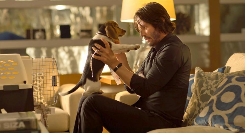 John Wick: il film action con Keanu Reeves stasera su Italia 1