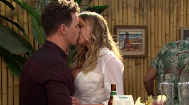 Beautiful Anticipazioni 5 marzo 2020: Florence bacia Wyatt!