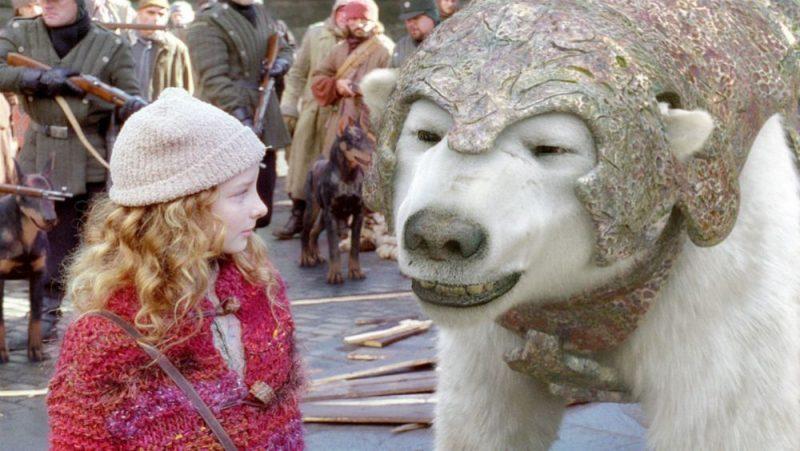 Galleria foto - La bussola d'oro con Nicole Kidman e Daniel Craig stasera su Rai Movie Foto 1