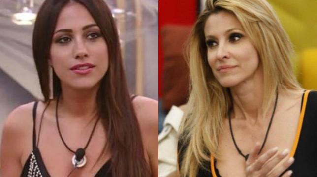 Grande Fratello Vip, il duro scontro tra Teresanna Pugliese e Adriana Volpe