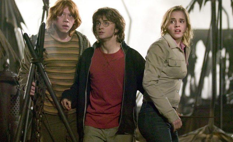 Galleria foto - Harry Potter e il calice di fuoco: il film stasera su Italia 1 Foto 1