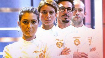 Masterchef Italia 9: Stasera l'Ultima Puntata. Ecco chi sono i quattro finalisti