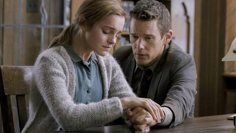 Galleria foto - Regression: il film con Emma Watson e Ethan Hawke stasera su Iris Foto 1