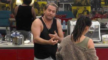 """Grande Fratello Vip, Patrick Ray Pugliese: """"Pensavo che Teresanna Pugliese arrivasse in finale"""""""