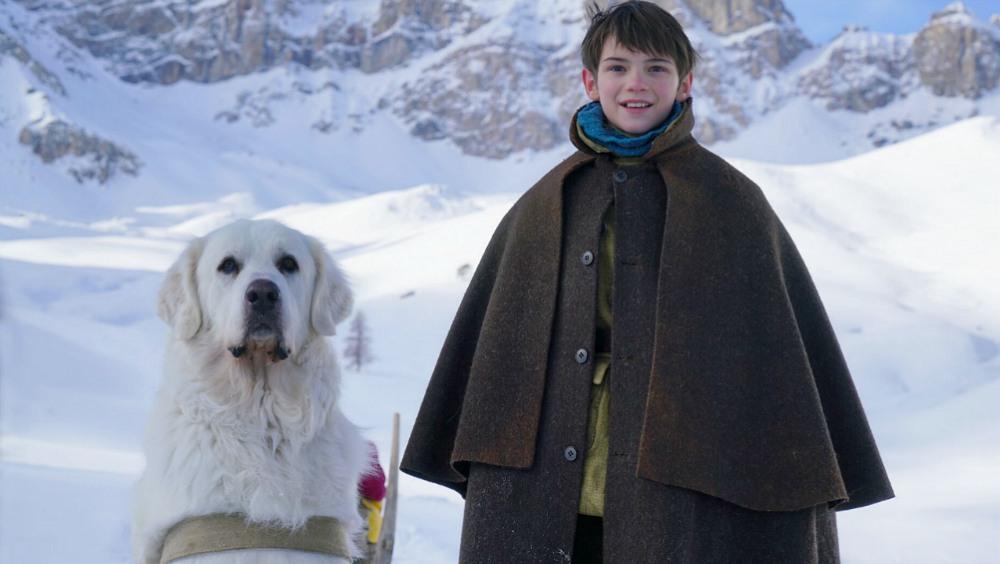 Belle e Sebastien – Amici per sempre: il film stasera in prima tv su Rai 1