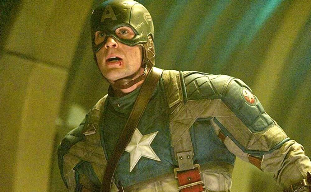 Captain America – Il primo vendicatore con Chris Evans stasera su Rai 2