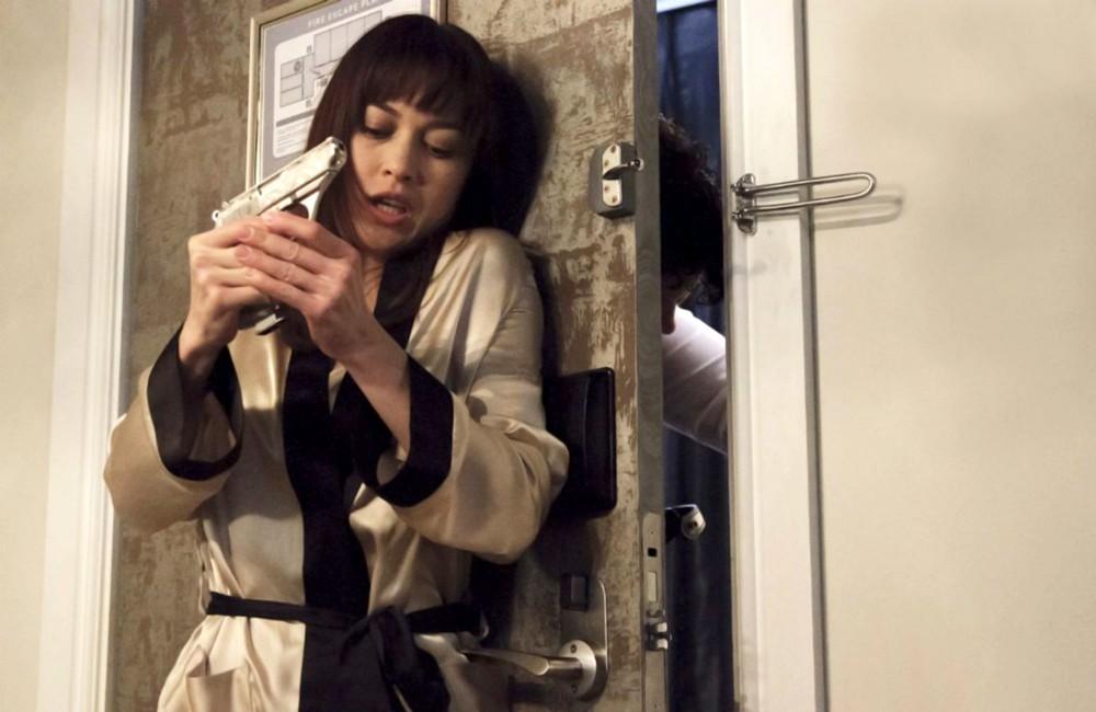 Momentum: il film con Olga Kurylenko stasera su Italia 1