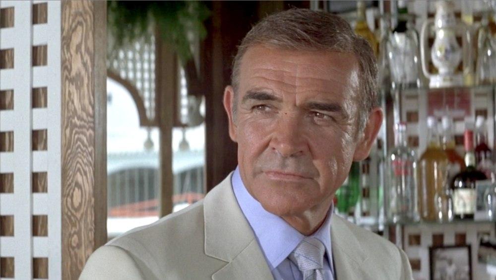 Mai dire mai: il ritorno di Sean Connery come 007 stasera su TV8