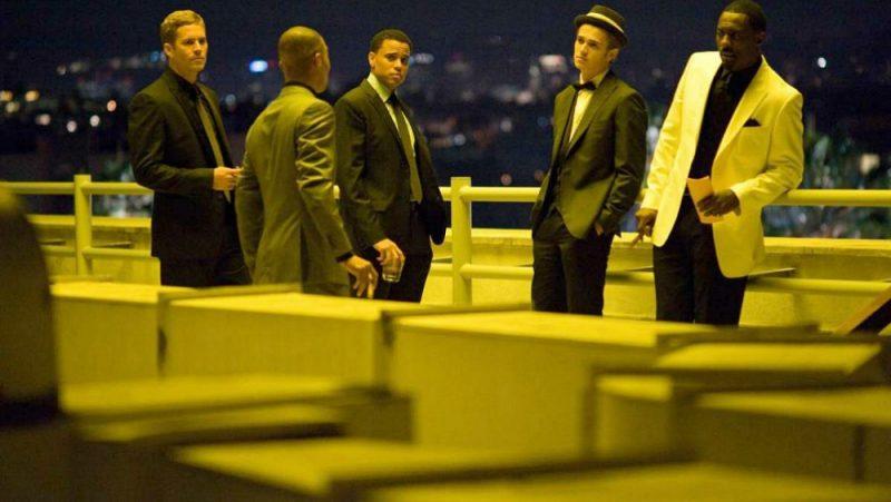 Galleria foto - Takers: il film con Idris Elba e Matt Dillon stasera su Rai 4 Foto 1